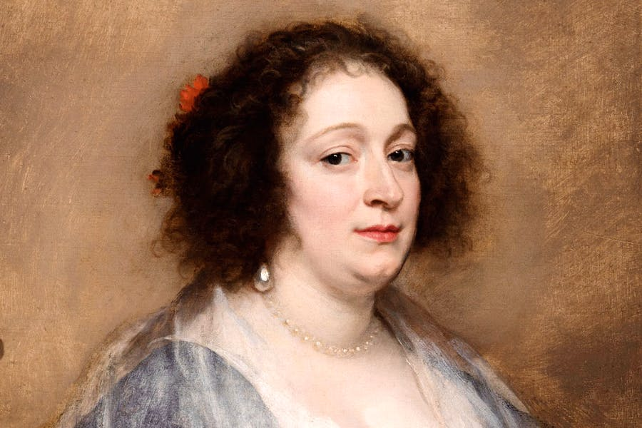 Portrait of a Woman (c. 1640), Anthony van Dyck.