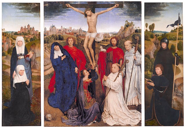 The Triptych of Jan Crabbe