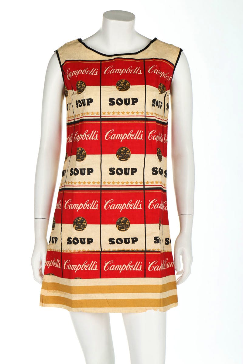 The Souper Dress (1966). Photograph © Kerry Taylor Auctions