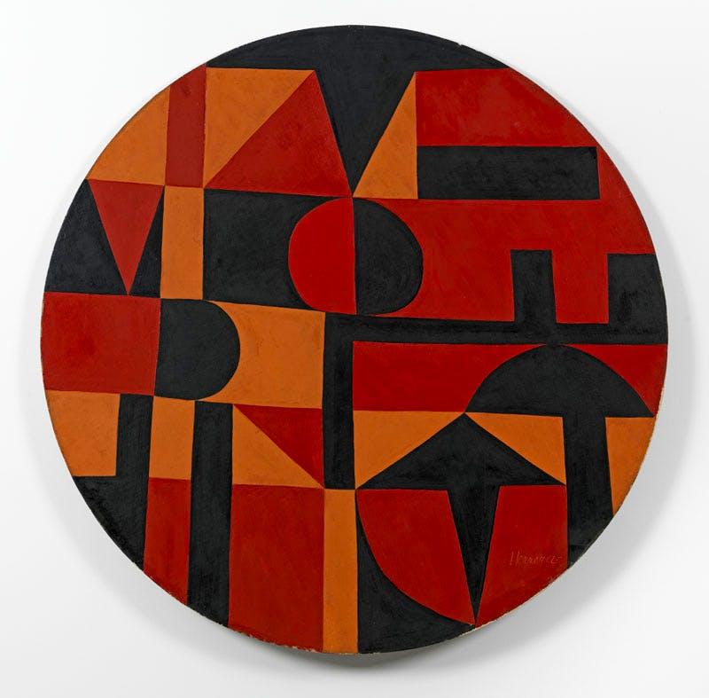 (1949), Carmen Herrera, Iberia.