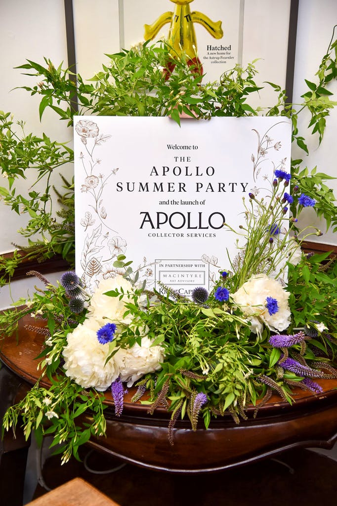 The Apollo summer party 2016.