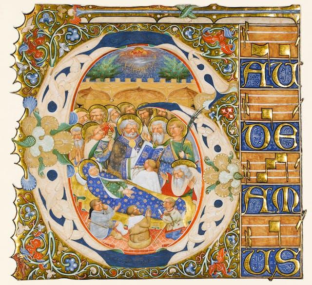 (c. 1420), Master of the Murano Gradual.