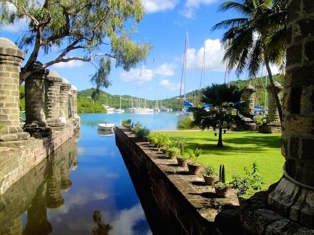 Antigua Naval Dockyard