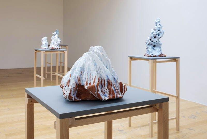 Installation view: Damián Ortega: States of Time, The Fruitmarket Gallery, Edinburgh, 2016