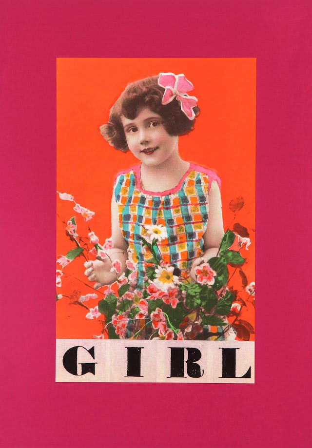 G is for Girl, Alphabet