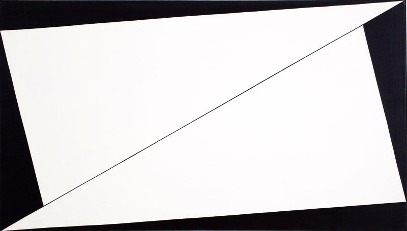 (1958), Carmen Herrera, Equation..