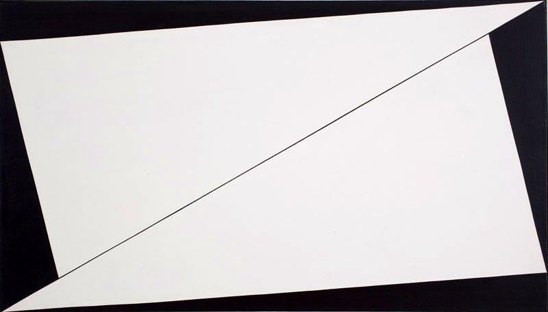 (1958), Carmen Herrera, Equation..