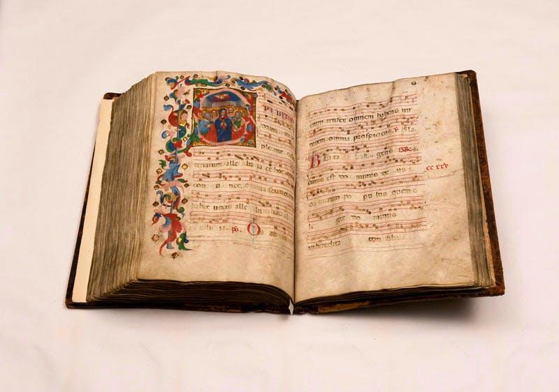(c.1430), Durant Gradual.