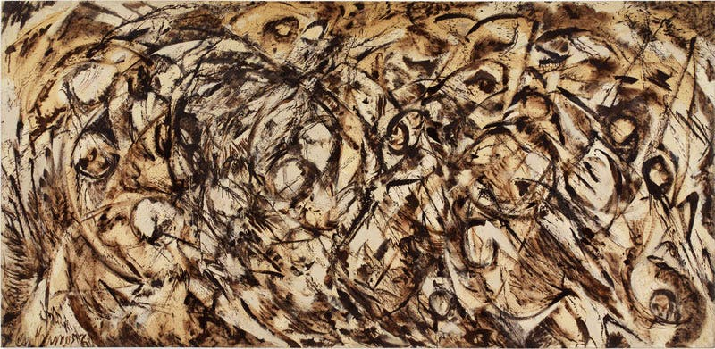 (1960), Lee Krasner, The Eye is the First Circle