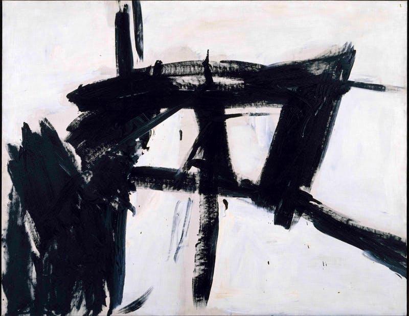 (1955), Franz Kline, Vawdavitch.