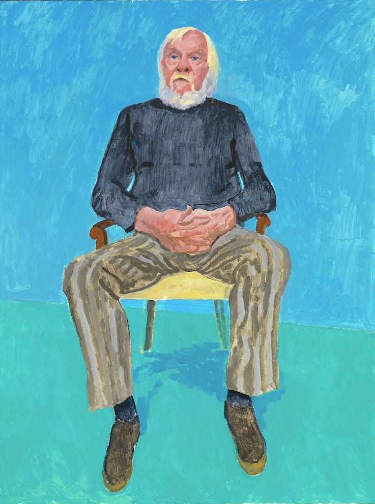 (2013), David Hockney.