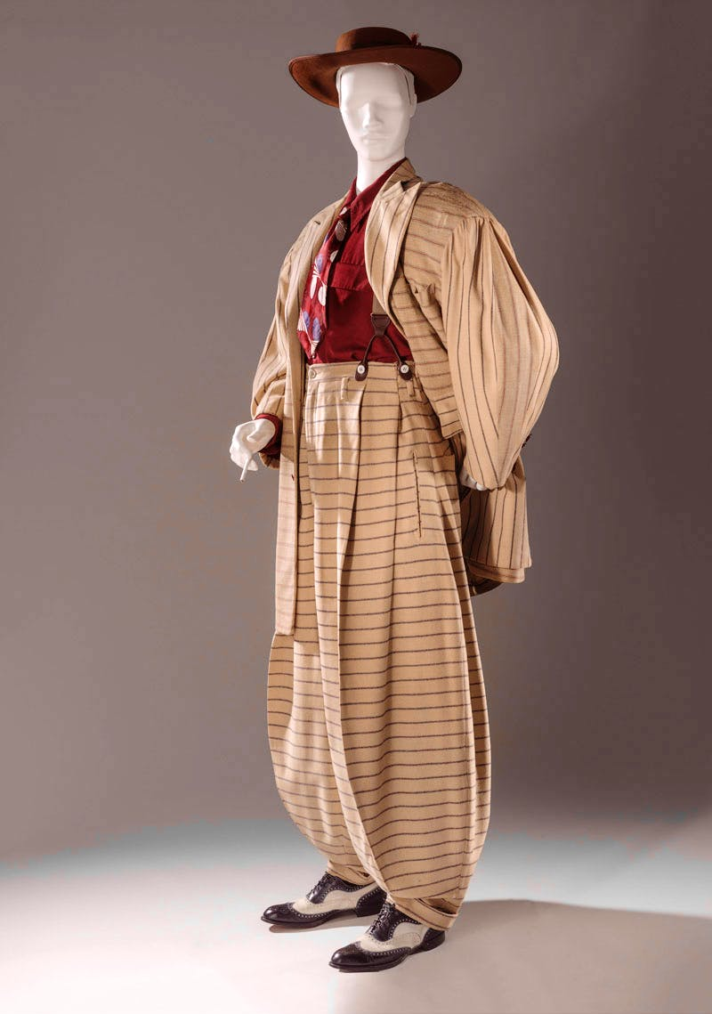 Zoot Suit (1940–42), United States