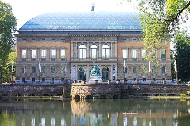 The K21 Ständehaus museum, where Christoph Büchel's exhibition was due to open on 9 September.