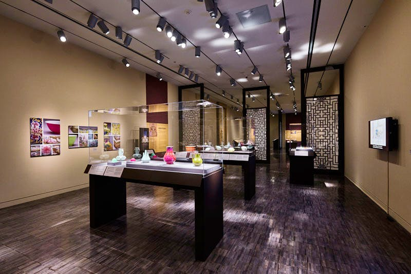 'Emperors' Treasures: Chinese Art from the National Palace Museum' at the Asian Art Museum, San Francisco.