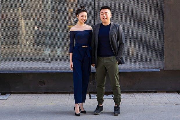 Lin Han and Wanwan Lei