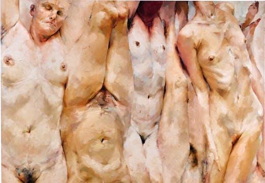 Shift (1996–97), Jenny Saville