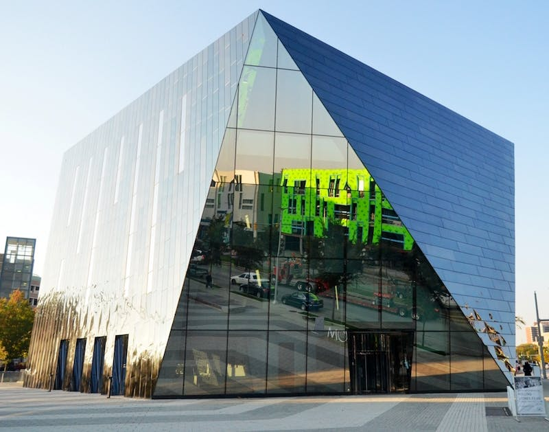 The Museum of Contemporary Art Cleveland. Erik Drost/Flickr