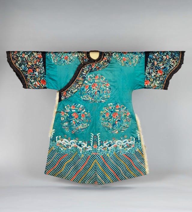 Woman's ceremonial robe