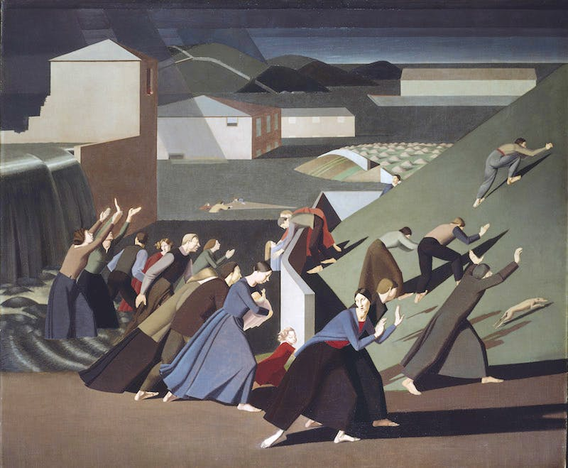 (1920), Winifred Knights. Tate, London. © The Estate of Winifred Knights
