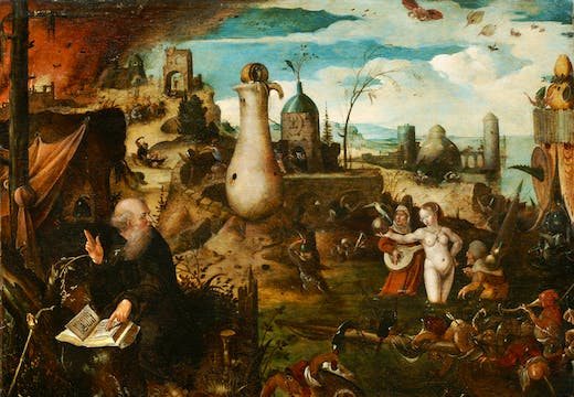 The Temptation of Saint Anthony,