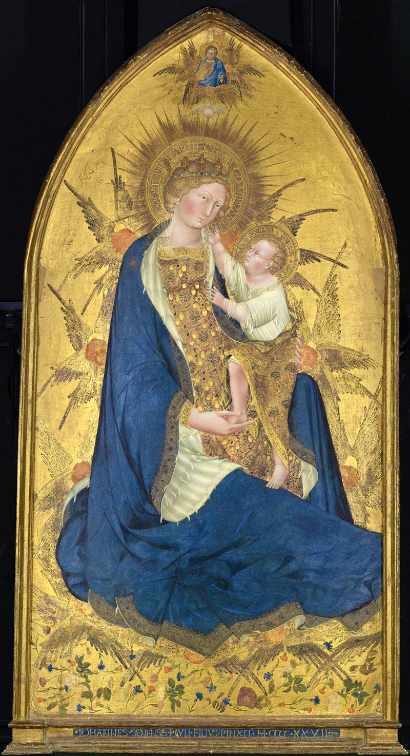 The Branchini Madonna