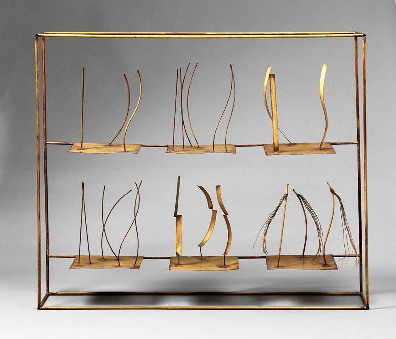 Tre Tempi (1971), Fausto Melotti. Hauser & Wirth
