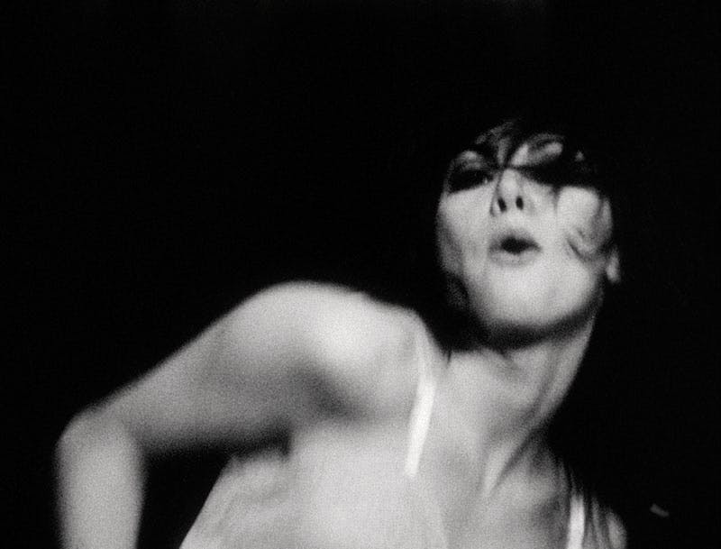 BREAKAWAY (film still; 1966), Bruce Conner. © 2016 Conner Family Trust, San Francisco