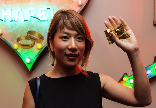 Apollo 40 Under 40 party 2016: Yuki Mohri