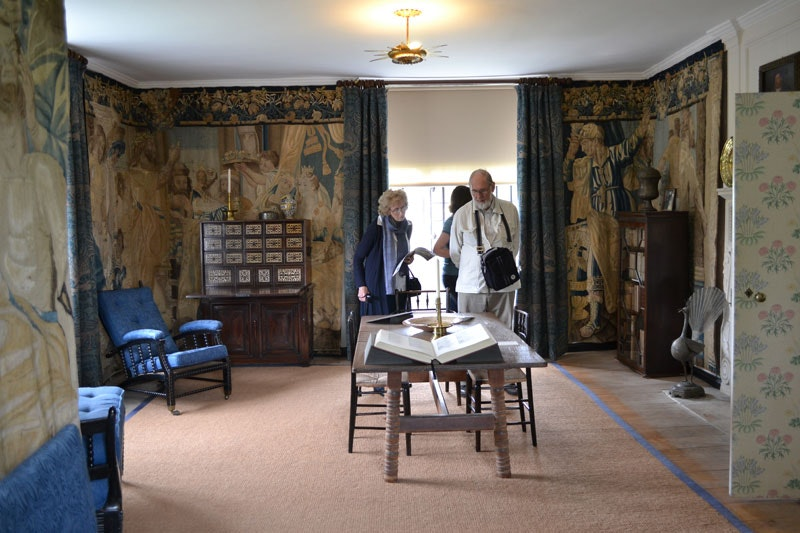 Kelmscott Manor Was The Beloved Cotswold Home Of William Morris