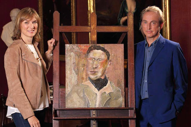 Lucian Freud on BBC's 'Fake or Fortune'