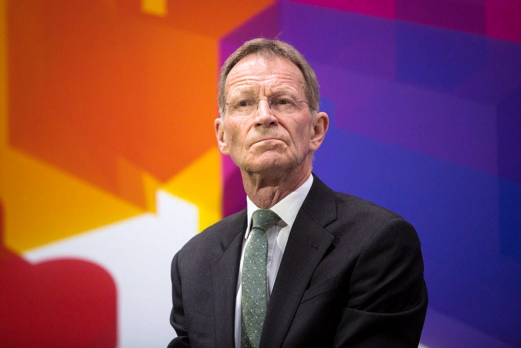 Director of Tate Sir Nicholas Serota during a press conference at the Tate Modern on June 14, 2016 in London, England. Photo by Jack Taylor/Getty Images