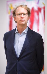 Martin Klosterfelde, new Senior Director and Senior Specialist in Sotheby's European Contemporary Art team