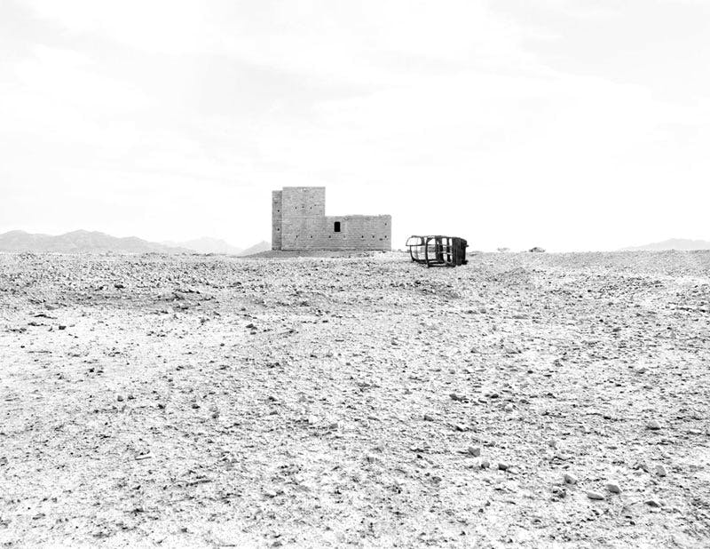 From Medina to Jordan Border, Saudi Arabia (2003), Ursula Schulz-Dornburg