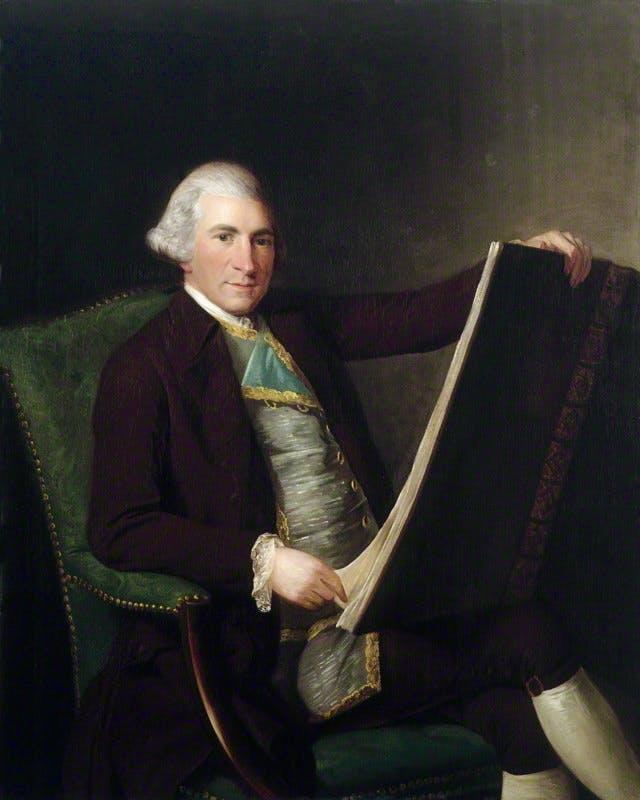 Robert Adam attributed to George Willison