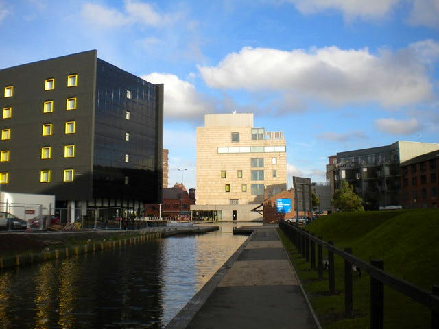 The New Art Gallery Walsall risks losing a major chunk of its funding over the next few years.