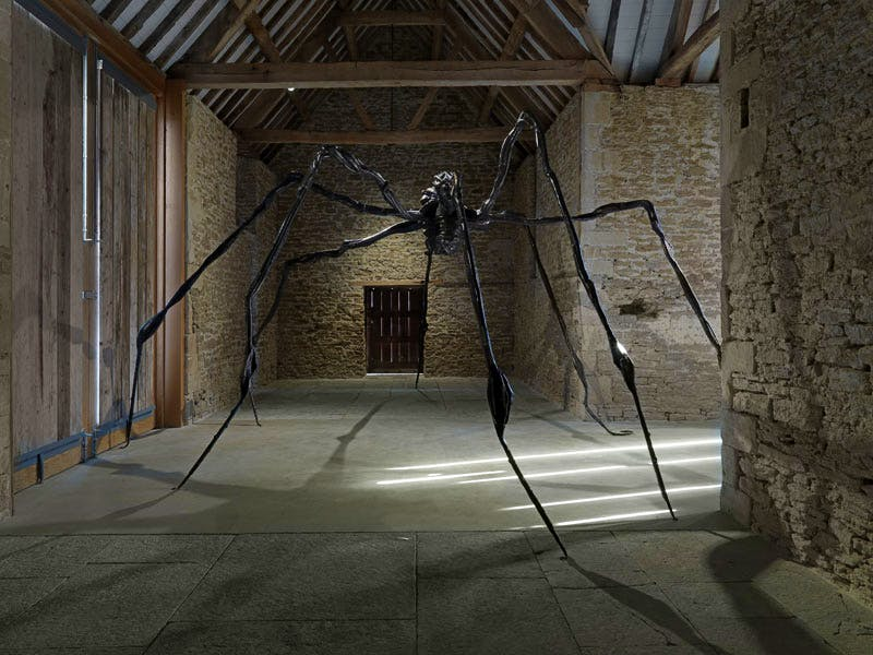 'Louise Bourgeois. Turning Inwards', Hauser & Wirth Somerset, 2016. Louise Bourgeois © The Easton Foundation/VAGA, New York/DACS, London 2016.