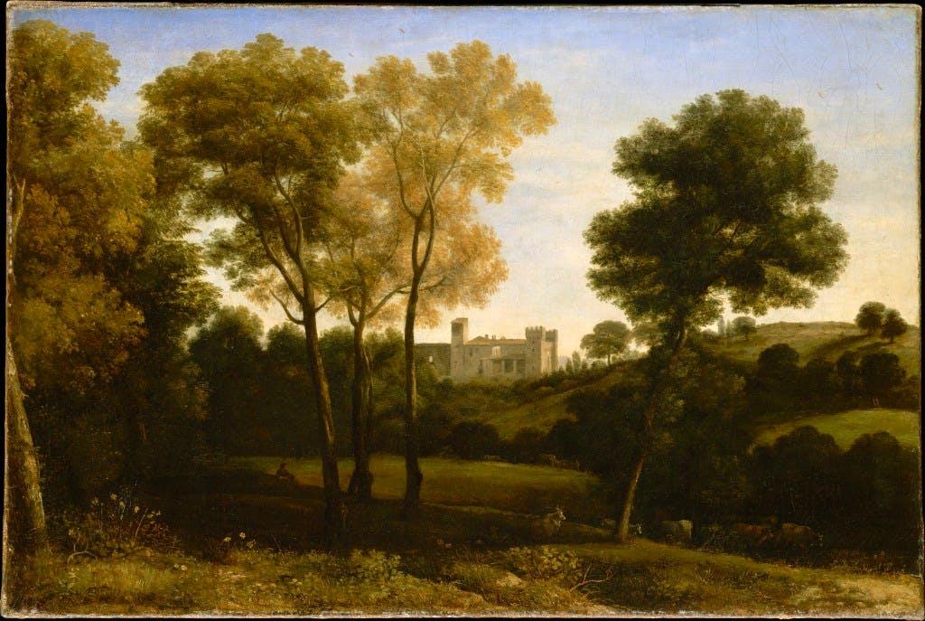 , (1648–50), Claude Lorrain.