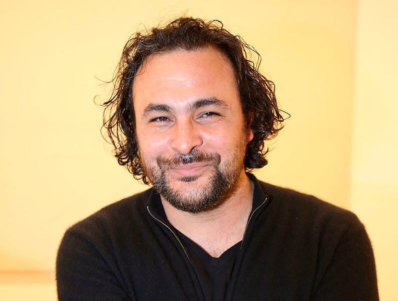 Kader Attia has won the Marcel Duchamp Prize for contemporary art