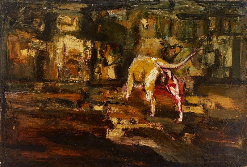 Dog (c. 1954–60), Keith Cunningham