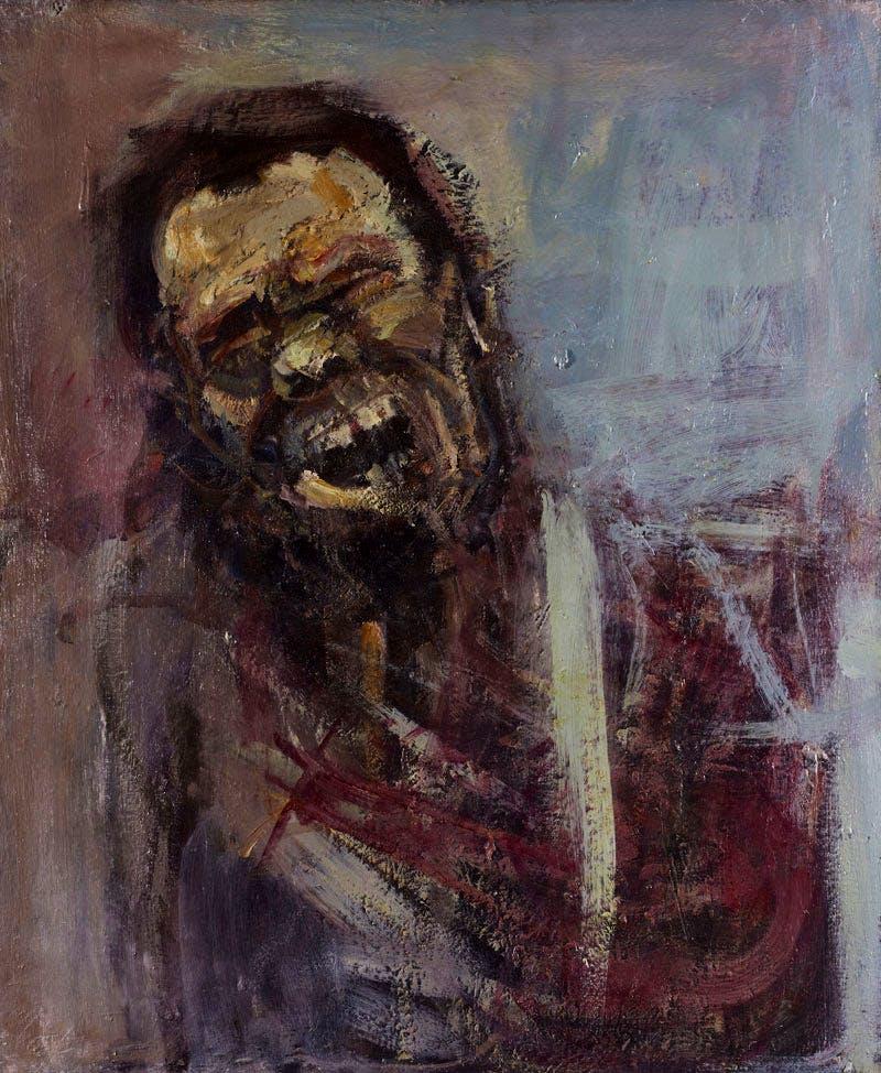Head No. 6 (c. 1954–60), Keith Cunningham