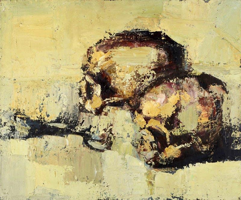 Skulls No.5 (c. 1954–60), Keith Cunningham