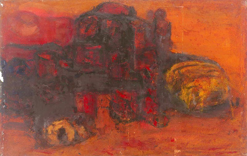 Still Life No. 1 (c. 1954–60), Keith Cunningham
