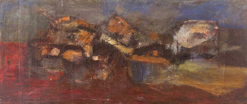 Still Life No. 2 (c. 1954–60), Keith Cunningham