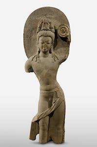 Avalokiteshvara, Bodhisattva of Compassion (c. late 5th century), India, artist unknown
