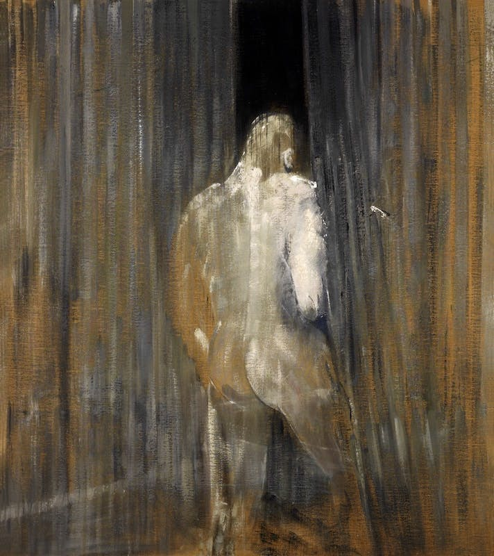 (1949), Francis Bacon. National Gallery of Victoria, Melbourne.