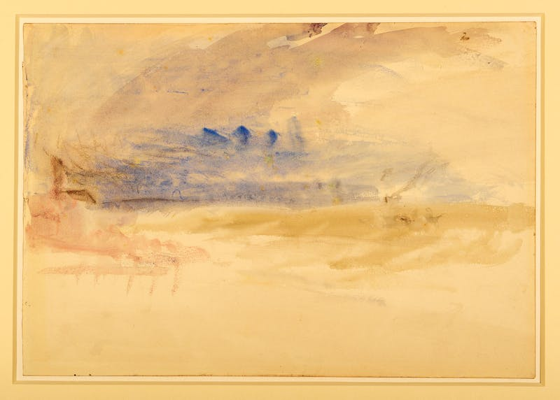 (c. 1844–45), J.M.W. Turner. Private collection
