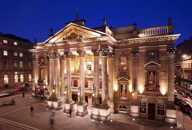 The Theatre Royal in Newcastle is one of the venues participating in the Great Exhibition of the North