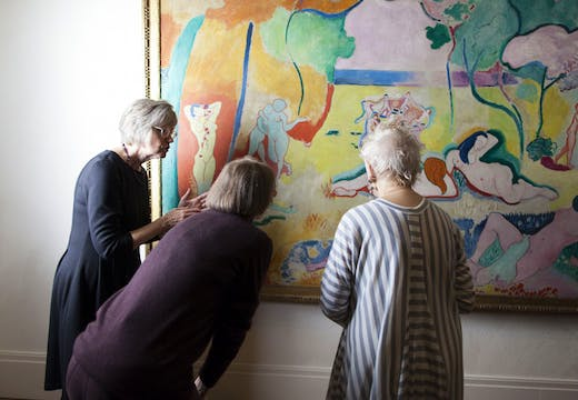 Looking at Matisse Today: A Symposium, 2016. © The Barnes Foundation. Photo by Keristin Gaber