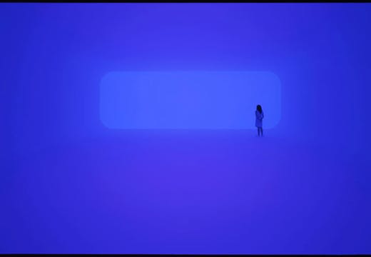 Breathing Light (2013), James Turrell © James Turrell. Photo © Florian Holzherr