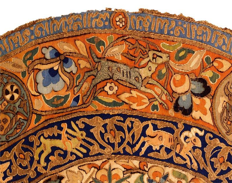 Medallion (detail; first half of 14th century), Iraq or western Iran. David Collection, Copenhagen